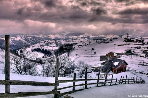In the valley - Winter edition